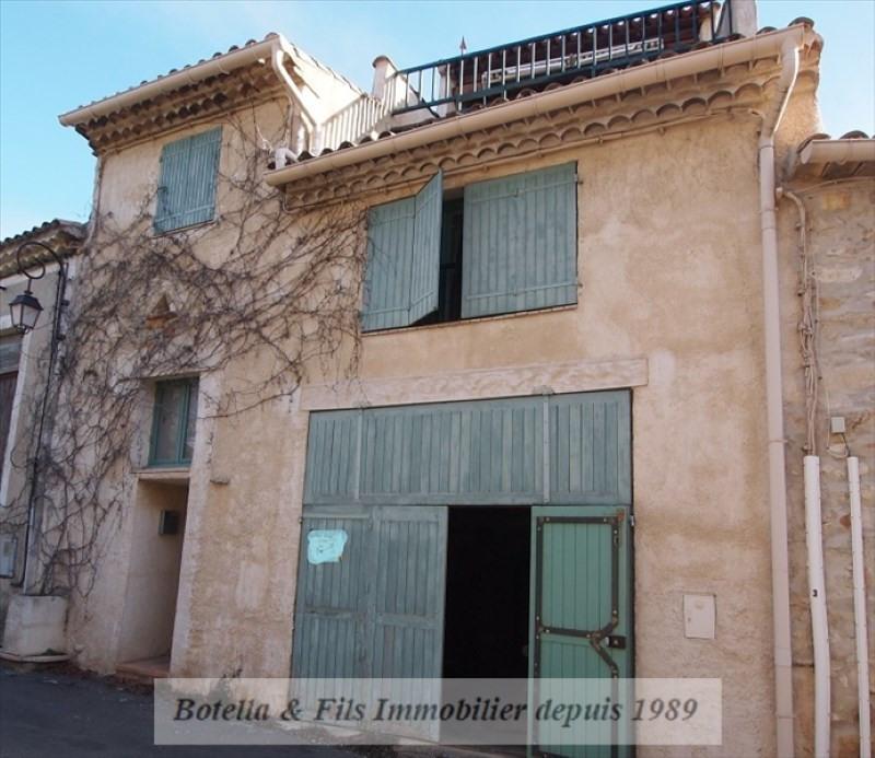 Venta  casa Uzes 114200€ - Fotografía 2