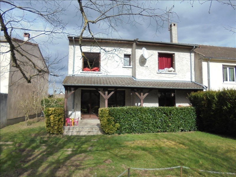 Vente maison / villa Moulins 207000€ - Photo 1