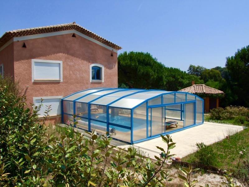 Vente de prestige maison / villa La londe les maures 1020000€ - Photo 6