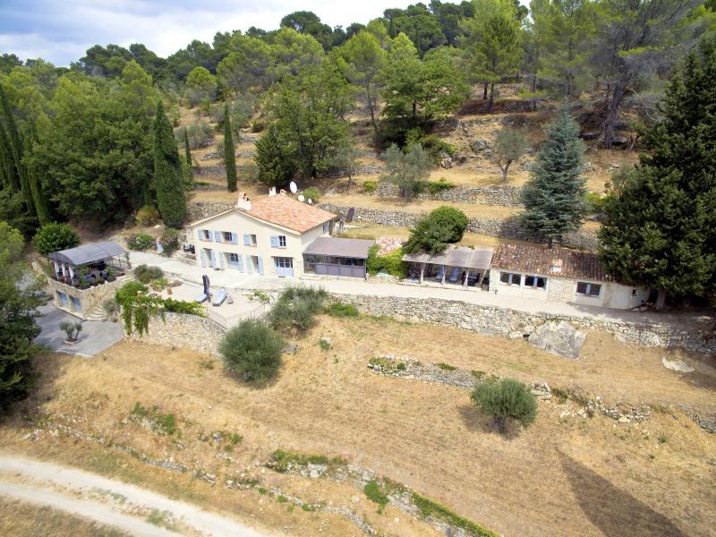 Venta de prestigio  casa Fayence 892000€ - Fotografía 1
