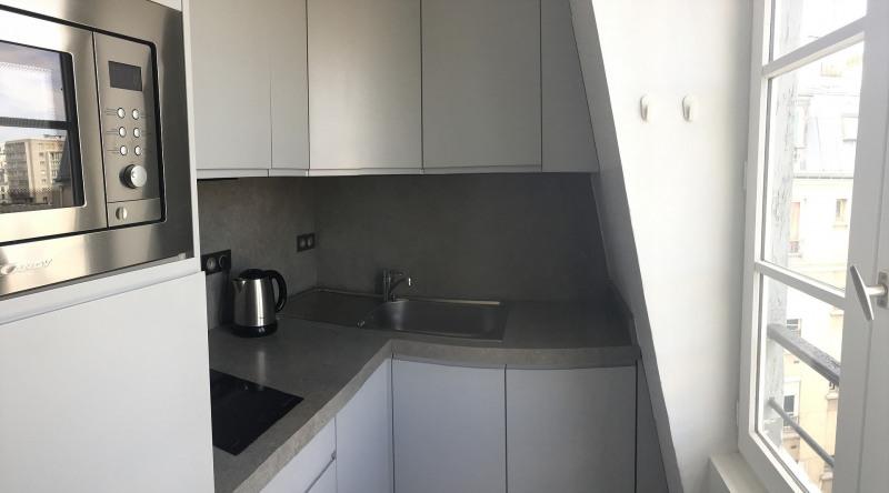 Rental apartment Paris 19ème 995€ CC - Picture 3