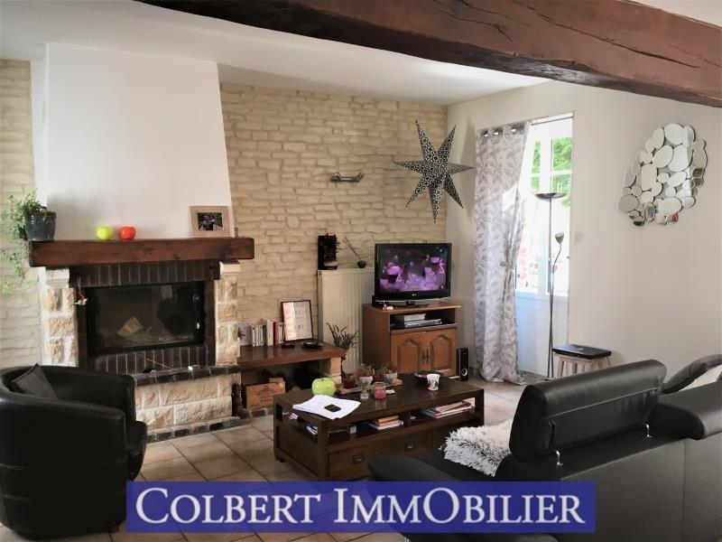 Vente maison / villa Mont st sulpice 149000€ - Photo 2