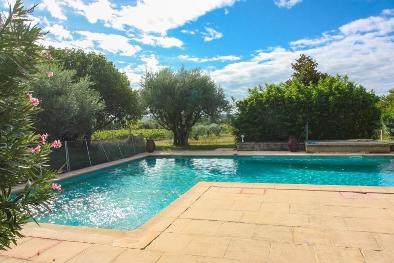 Vente maison / villa Uzes 425000€ - Photo 3