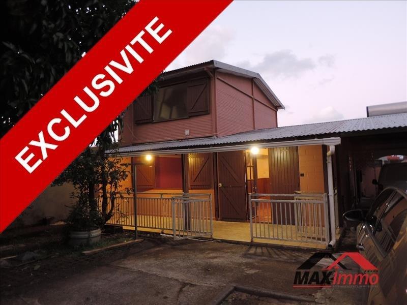 Vente maison / villa St benoit 134000€ - Photo 1