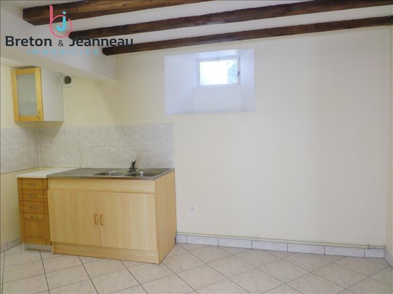 Rental house / villa St berthevin 490€ CC - Picture 2