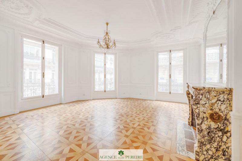 Deluxe sale apartment Paris 8ème 1990000€ - Picture 2