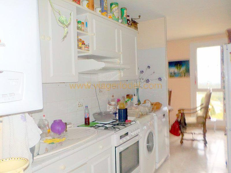 Life annuity apartment Antibes 74 000€ - Picture 11