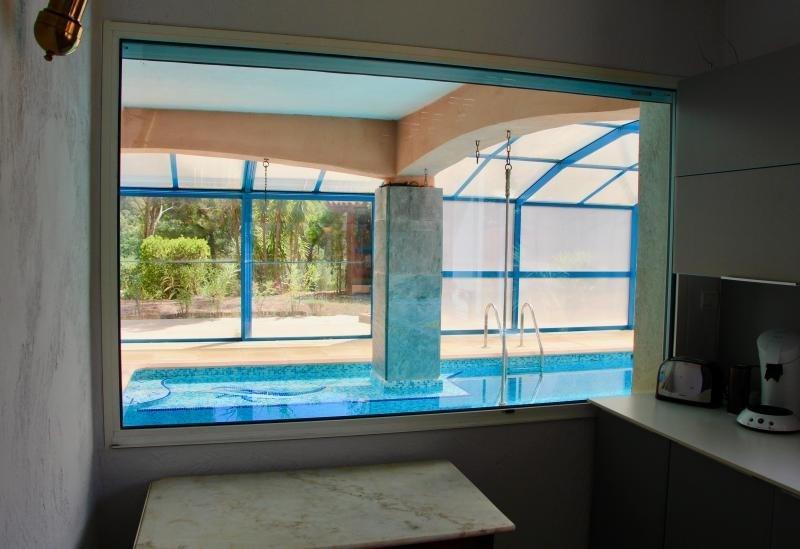 Vente de prestige maison / villa La londe les maures 1020000€ - Photo 8