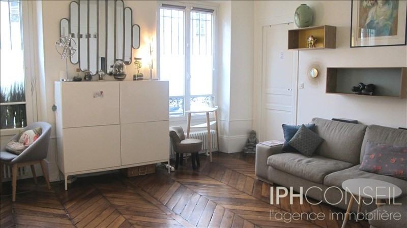 Vente appartement Neuilly sur seine 630000€ - Photo 2