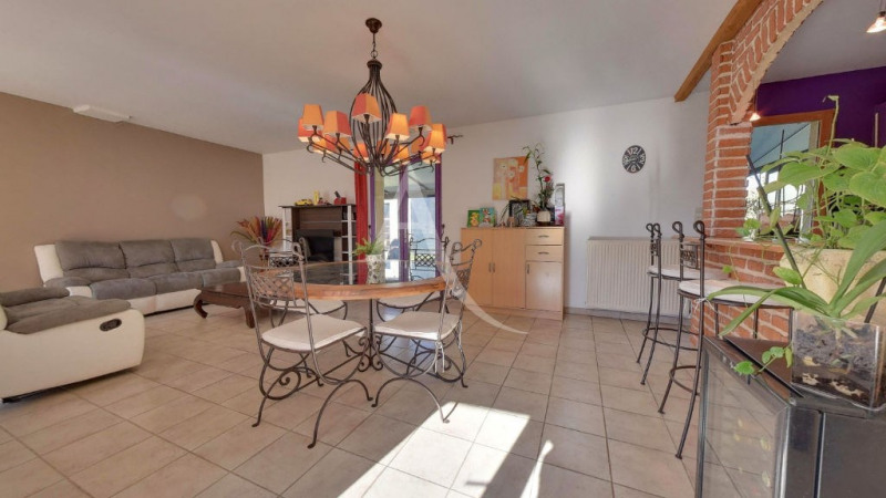 Vente maison / villa Saint lys 365700€ - Photo 3