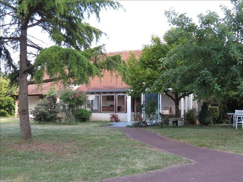Vente maison / villa Saint genouph 273000€ - Photo 2