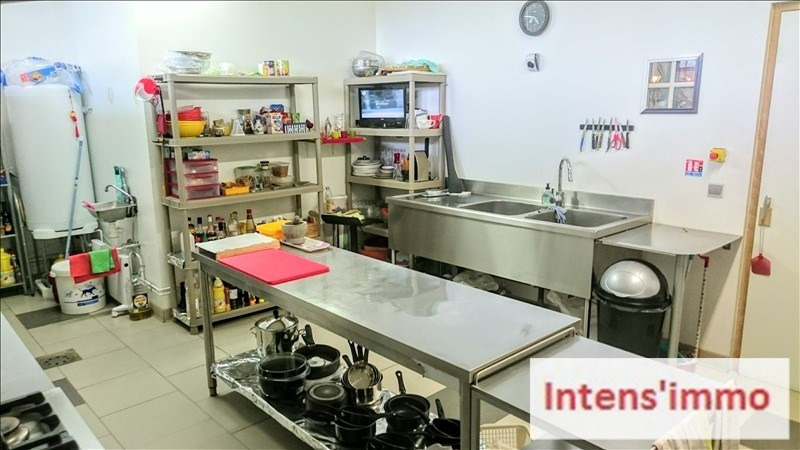 Commercial property sale shop Bourg de peage 59 800€ - Picture 5