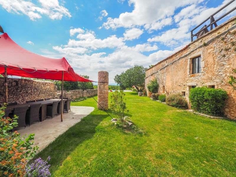Vente de prestige maison / villa Uzes 1050000€ - Photo 20