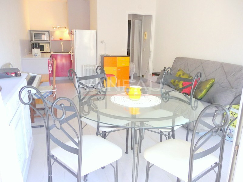 Vente de prestige appartement Juan-les-pins 116 000€ - Photo 1