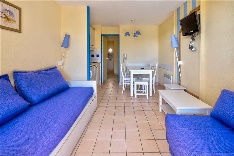 Verkoop  appartement Talmont st hilaire 59900€ - Foto 3