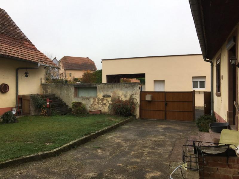 Sale house / villa Reutenbourg 166400€ - Picture 4