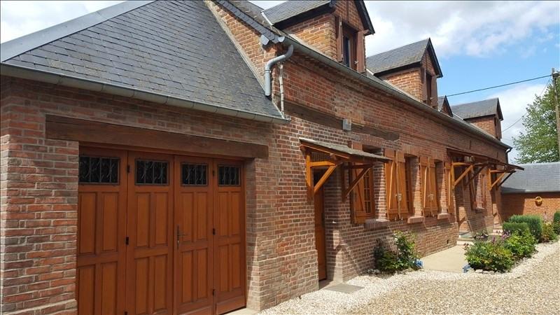 Vente maison / villa St clair sur epte 242200€ - Photo 2