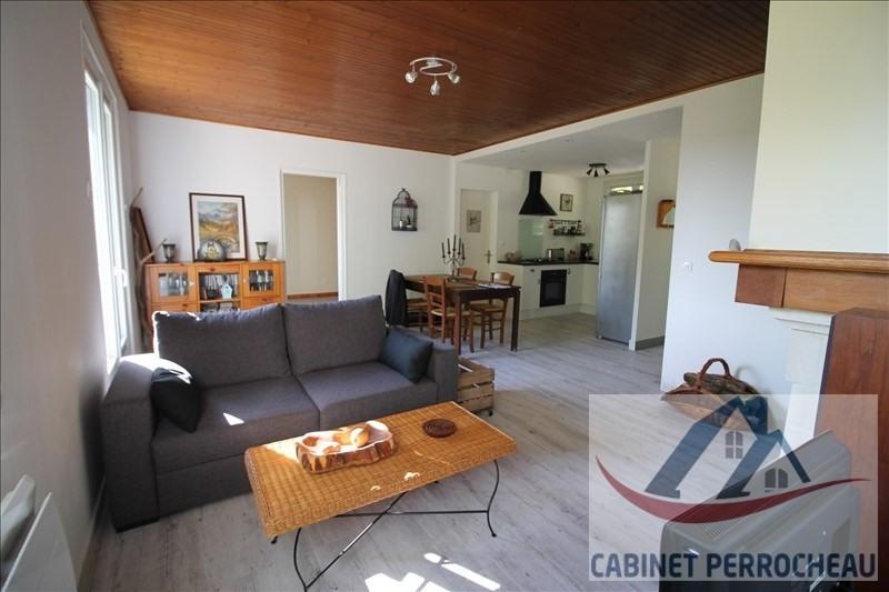 Vente maison / villa La chartre sur le loir 117800€ - Photo 2