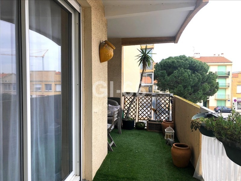 Sale apartment Perpignan 139 000€ - Picture 1