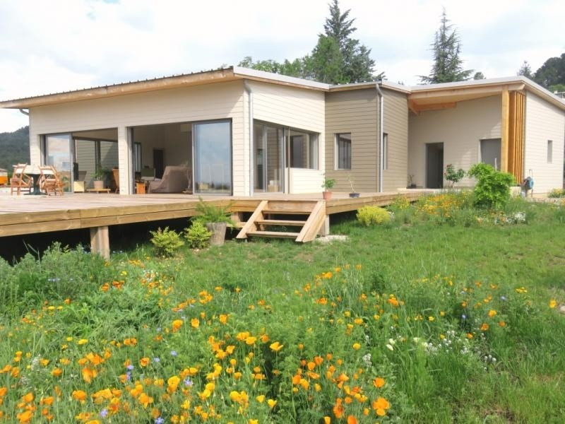 Verkoop van prestige  huis Balazuc 610000€ - Foto 2