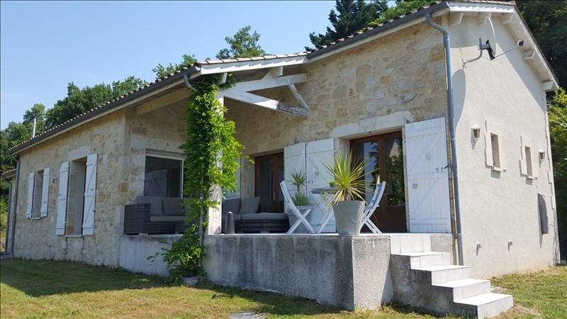 Sale house / villa Dunes 299000€ - Picture 1