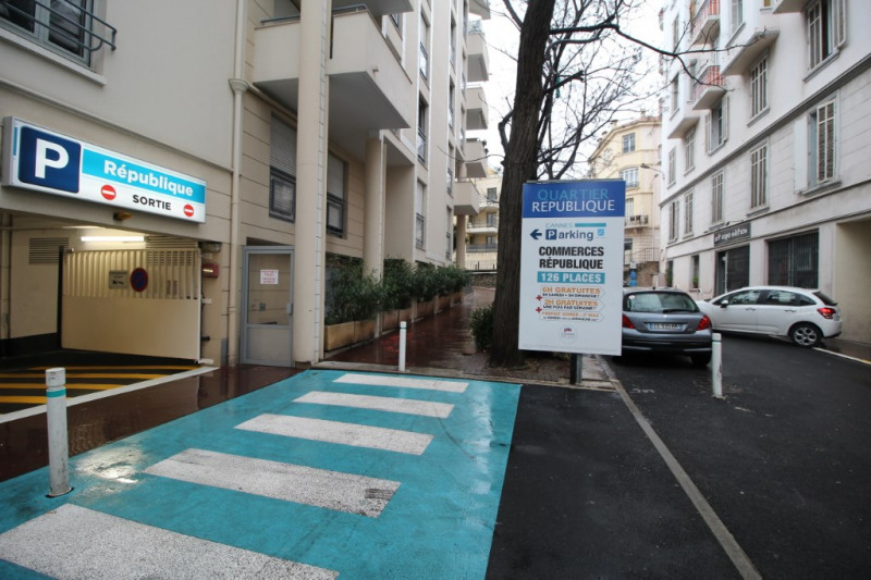 Vente appartement Cannes 143 100€ - Photo 1