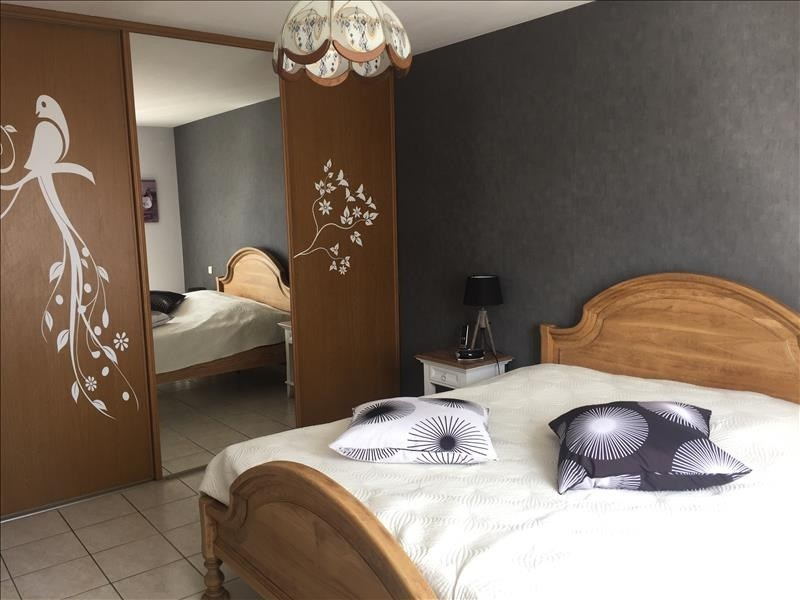 Sale house / villa St vincent sur jard 320000€ - Picture 4