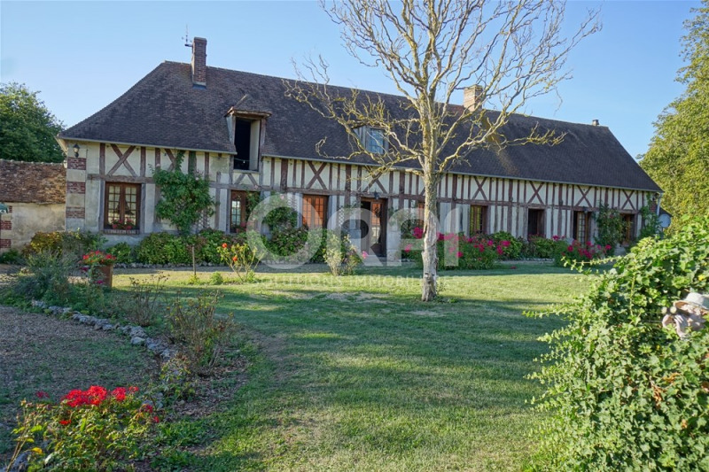 Sale house / villa Tourny 336000€ - Picture 1