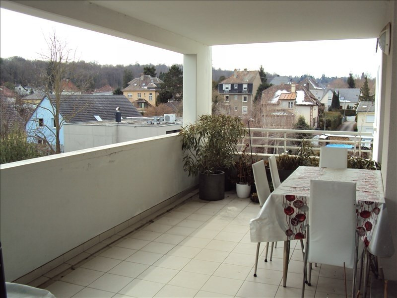 Vente appartement Riedisheim 224 000€ - Photo 2