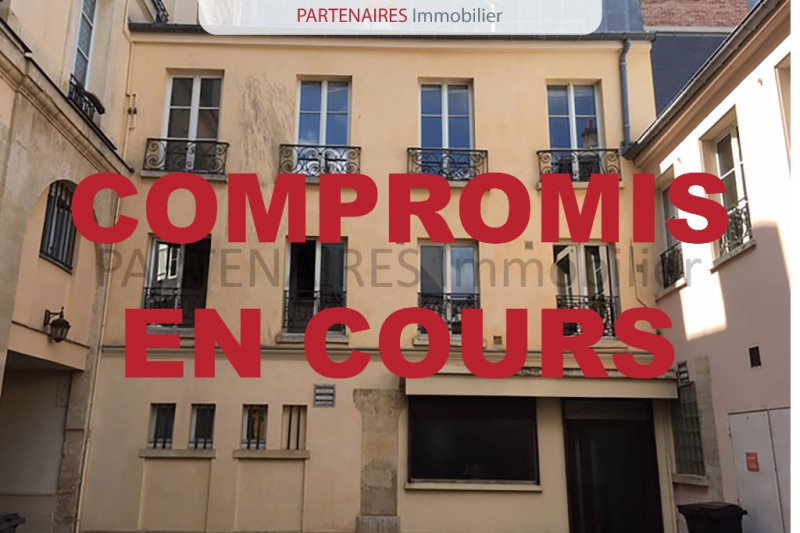 Sale apartment Versailles 315 000€ - Picture 1