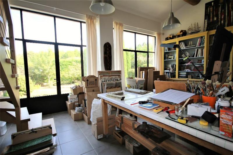 Vente de prestige maison / villa Meyrargues 946000€ - Photo 17
