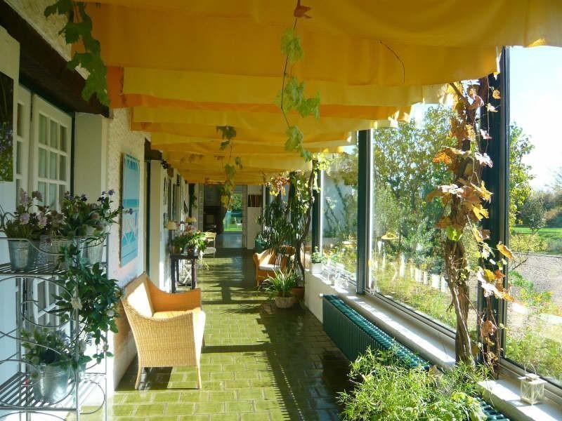 Sale house / villa Breval 438000€ - Picture 8