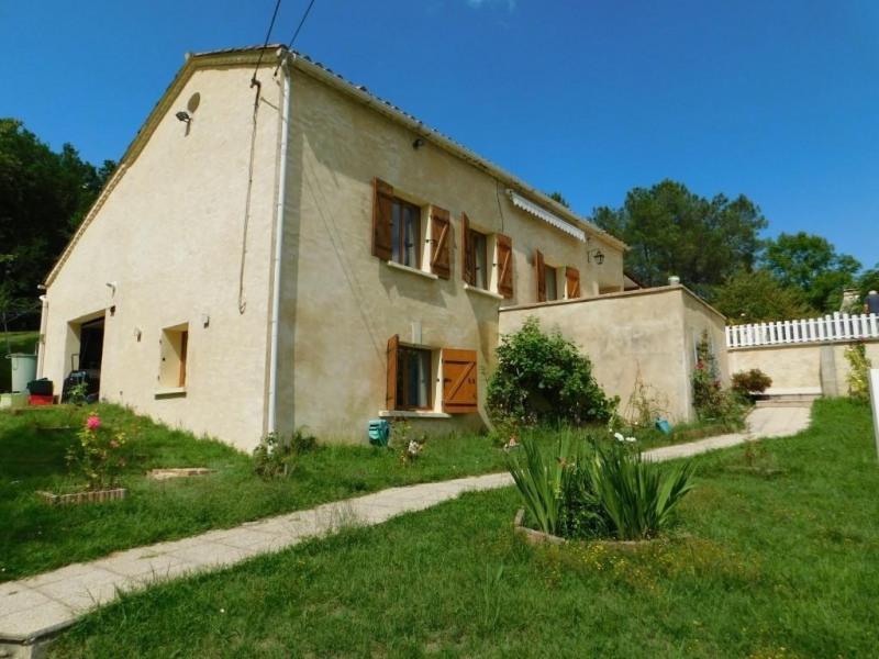 Sale house / villa Lembras 212500€ - Picture 2