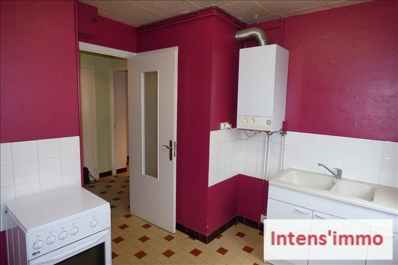 Sale apartment Romans sur isere 75 000€ - Picture 4