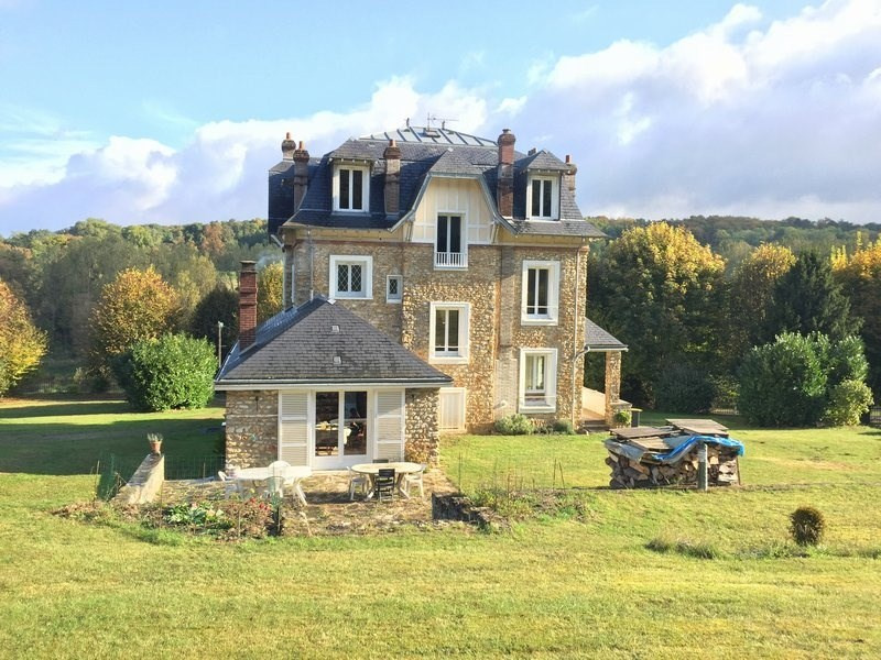 Sale house / villa Hardricourt 799000€ - Picture 1