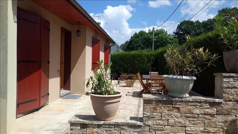 Vente maison / villa Bourbon l archambault 162000€ - Photo 1