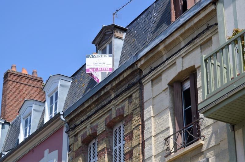 Sale apartment Trouville sur mer 84000€ - Picture 3