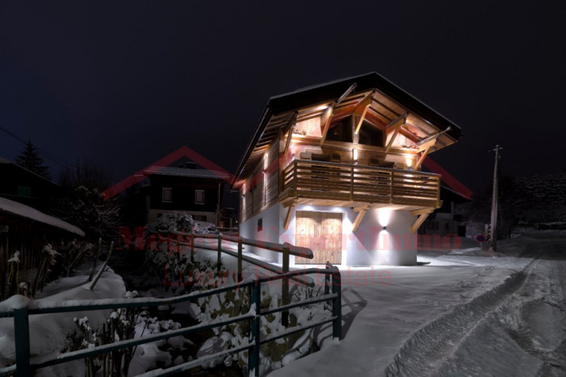 Vente de prestige maison / villa Megeve 1450000€ - Photo 10