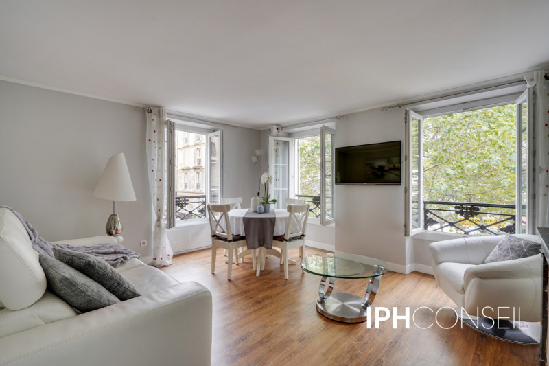 Location appartement Paris 17ème 2 400€ CC - Photo 1