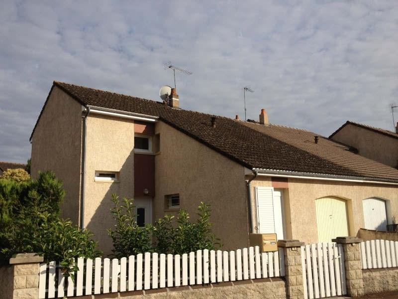 Location maison / villa Naintre 570€ CC - Photo 1