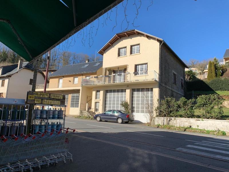 Vente maison / villa Salles-curan 165850€ - Photo 2