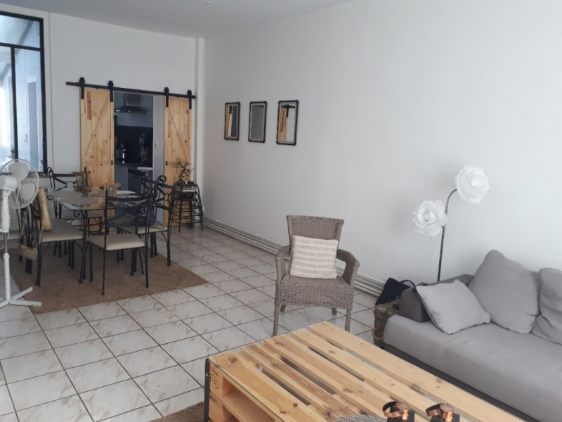 Rental house / villa Saint quentin 700€ CC - Picture 1
