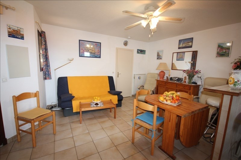 Sale apartment Collioure 190000€ - Picture 6