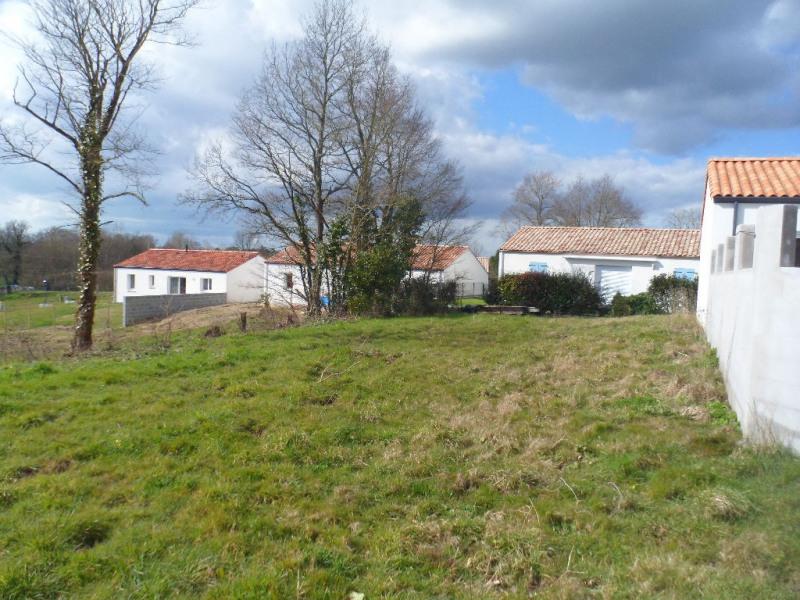 Vente terrain Saint révérend 41500€ - Photo 2
