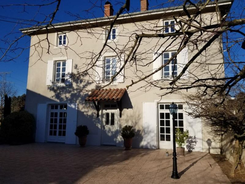 Sale house / villa Eyzin pinet 470000€ - Picture 1