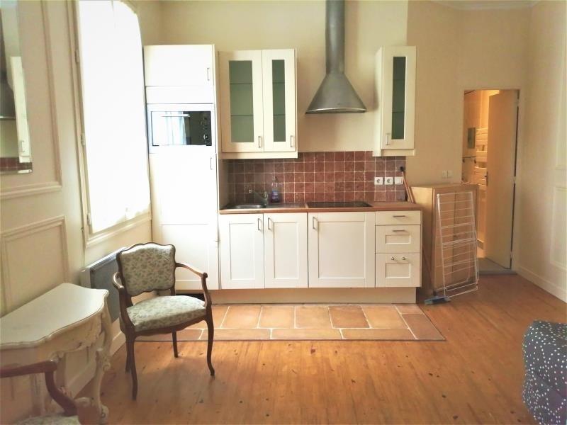 Locação apartamento Paris 17ème 806€ CC - Fotografia 3