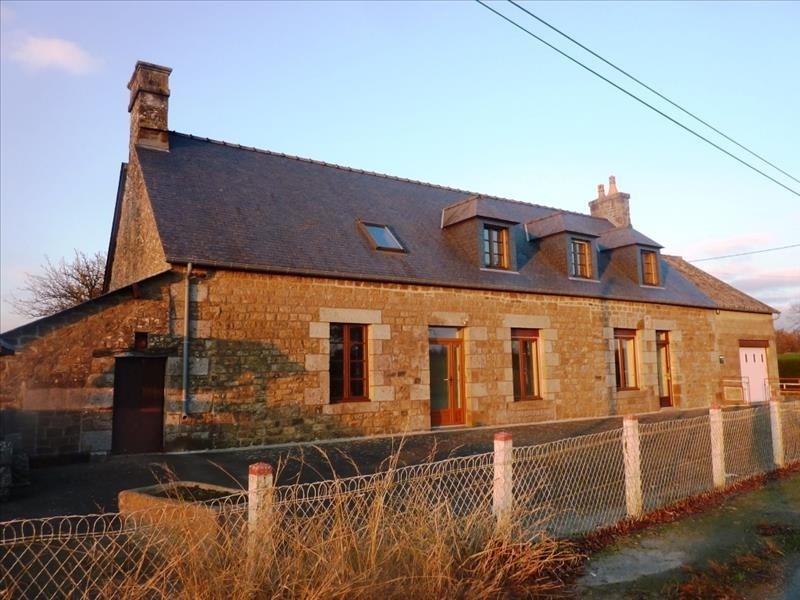 Vente maison / villa Les portes du coglais 104000€ - Photo 1