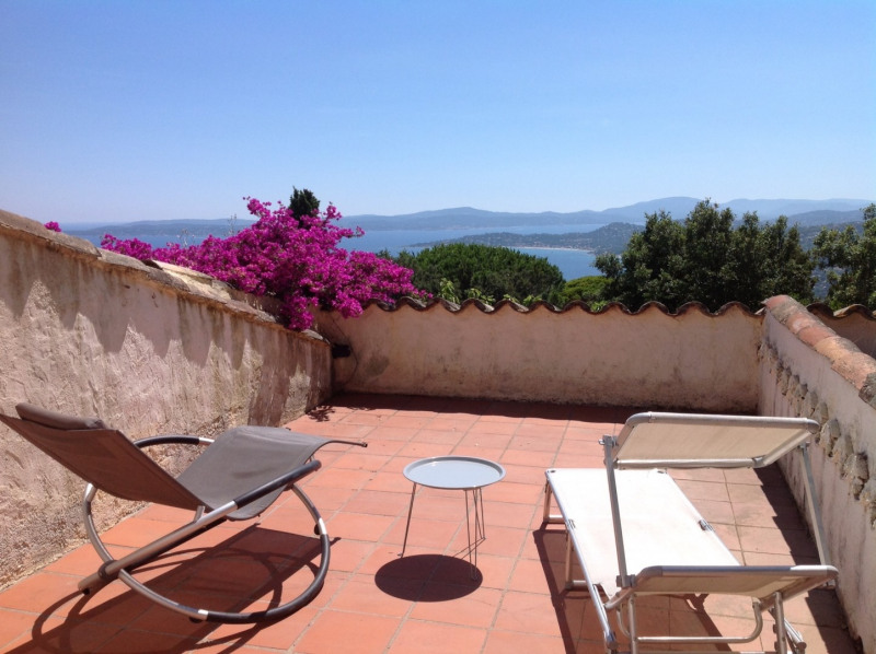 Vacation rental house / villa Les issambres 1 450€ - Picture 14