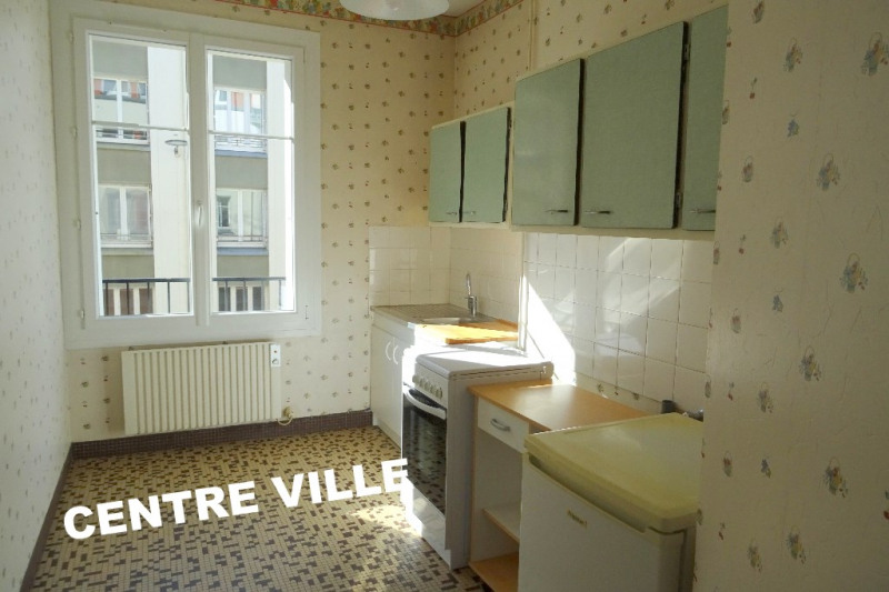 Rental apartment Brest 500€ CC - Picture 1