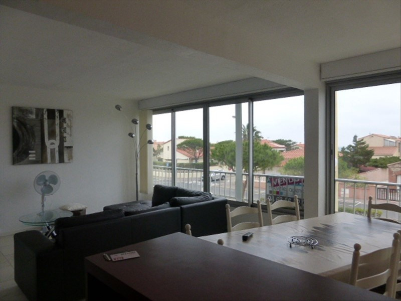 Sale apartment Le barcares 139 000€ - Picture 5